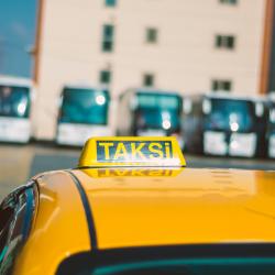 מונית באיסטנבול